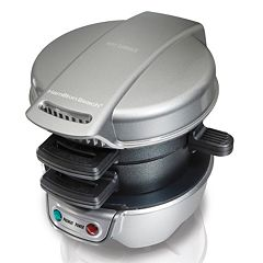 Hamilton Beach Breakfast Sandwich Maker