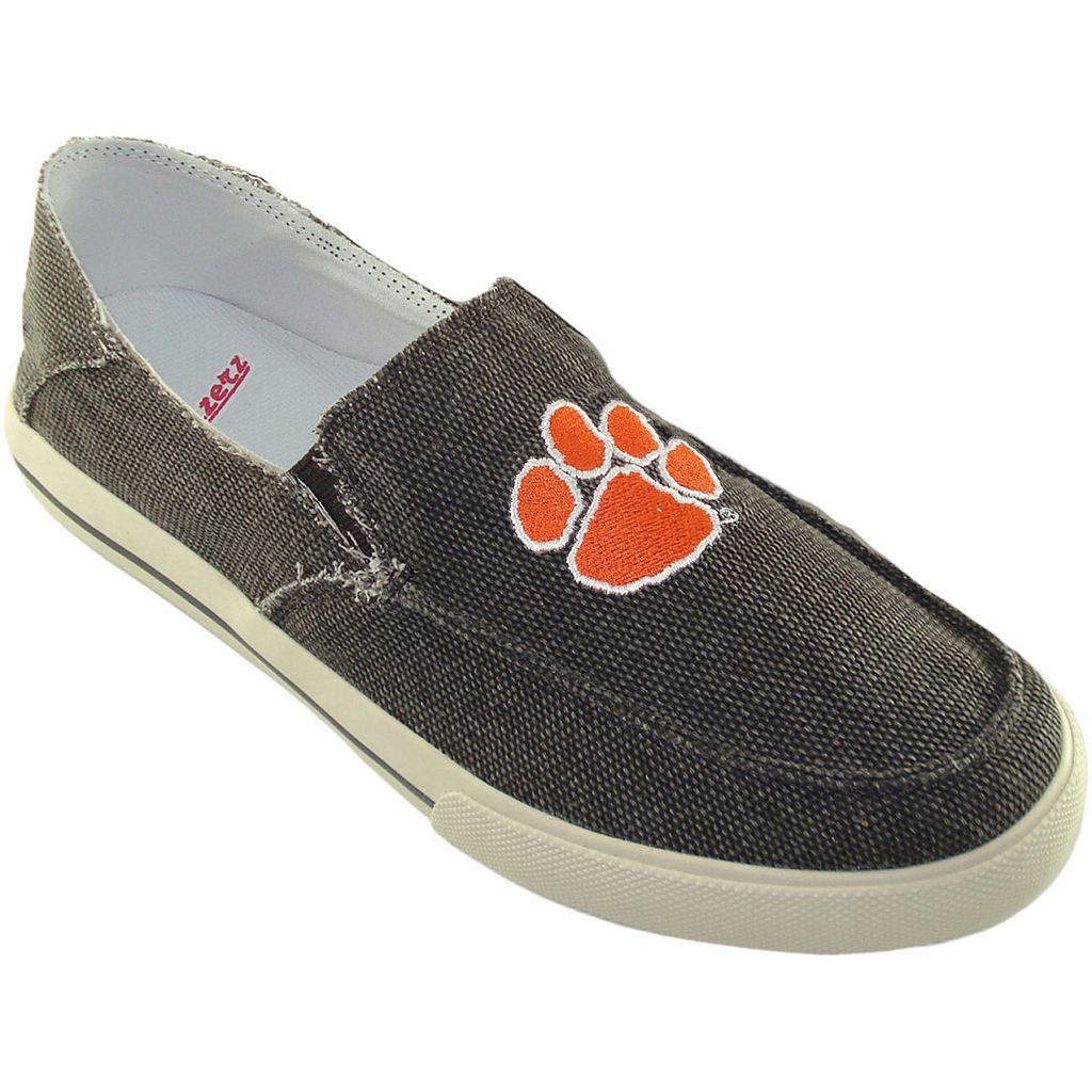Men's Clemson Tigers Drifter Slip-On Shoes