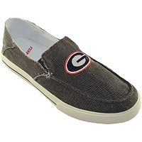Men's Georgia Bulldogs Drifter Slip-On Shoes