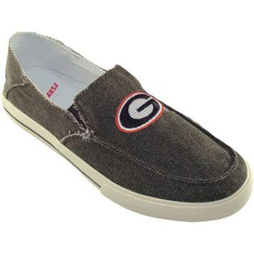 Men's Georgia Bulldogs Drifter Slip-On Shoes