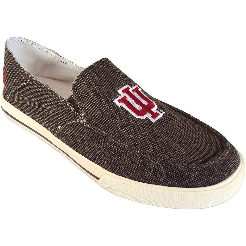 Men's Indiana Hoosiers Drifter Slip-On Shoes