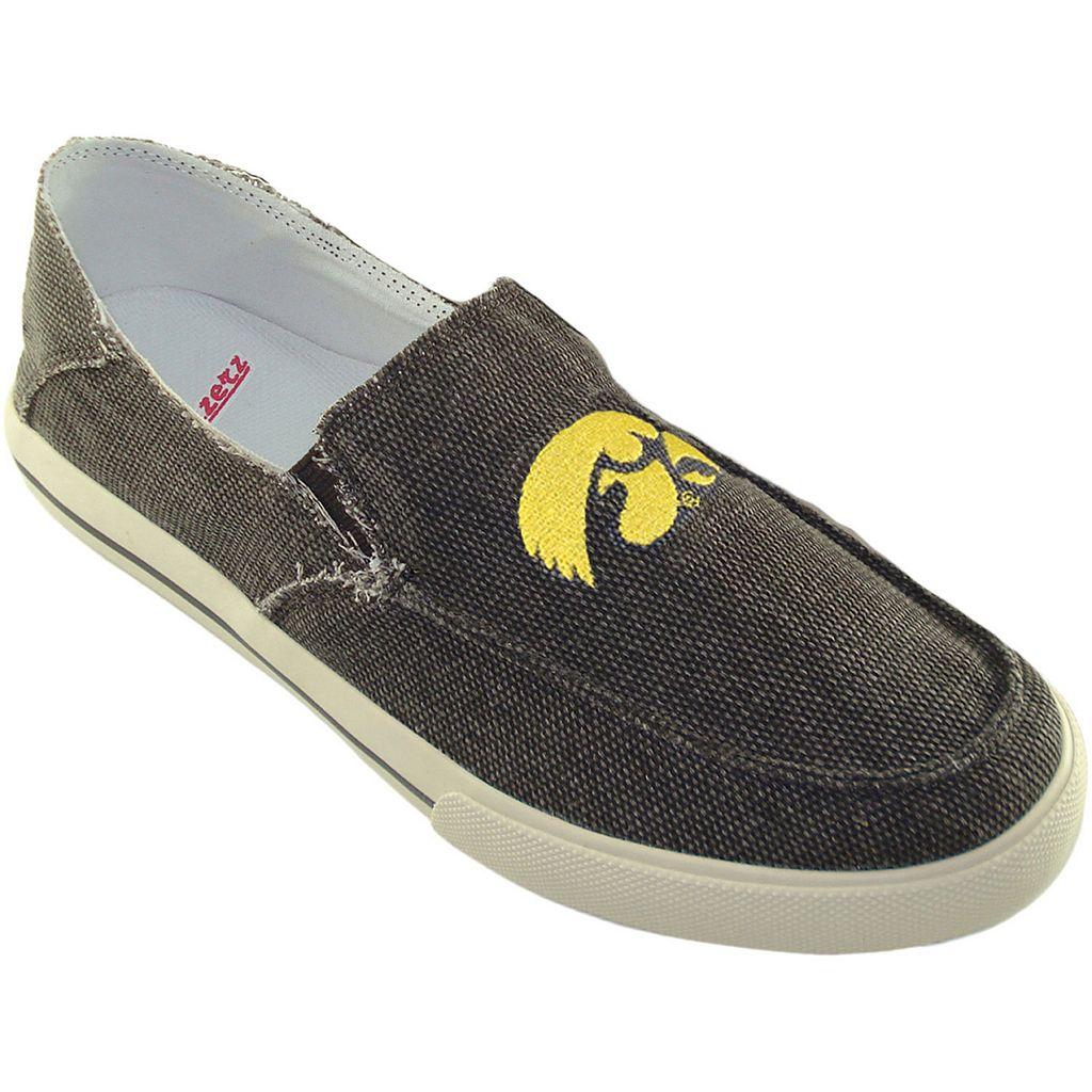 Men's Iowa Hawkeyes Drifter Slip-On Shoes