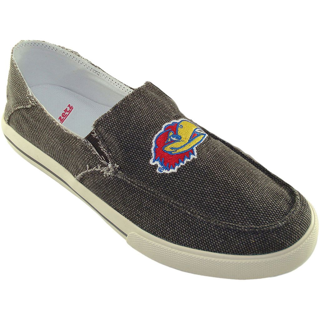 Men's Kansas Jayhawks Drifter Slip-On Shoes