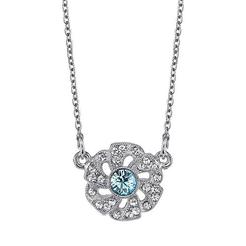 Downton Abbey® Flower Necklace