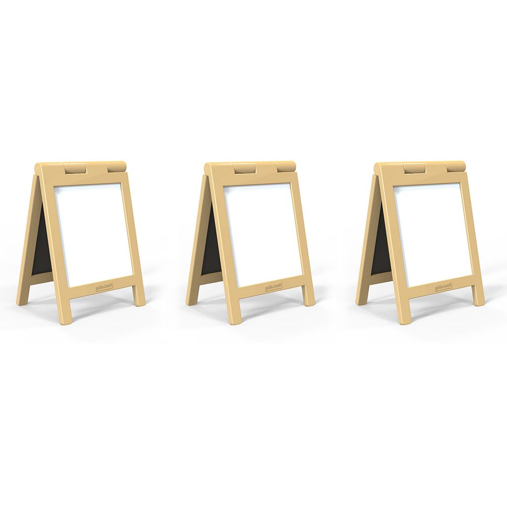 Guidecraft 3-pc. Mini Message Board Set