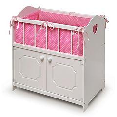 Badger Basket Storage Doll Crib