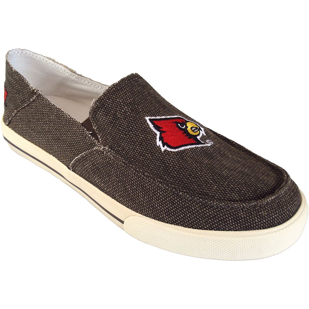 Men's Louisville Cardinals Drifter Slip-On Shoes
