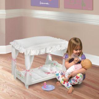 Badger Basket Doll Canopy Bed