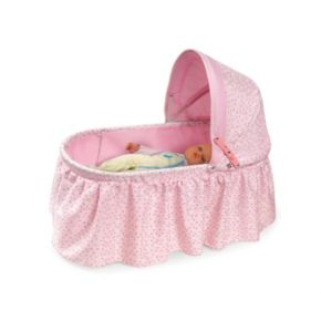 Badger Basket Folding Doll Cradle