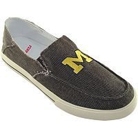Men's Michigan Wolverines Drifter Slip-On Shoes