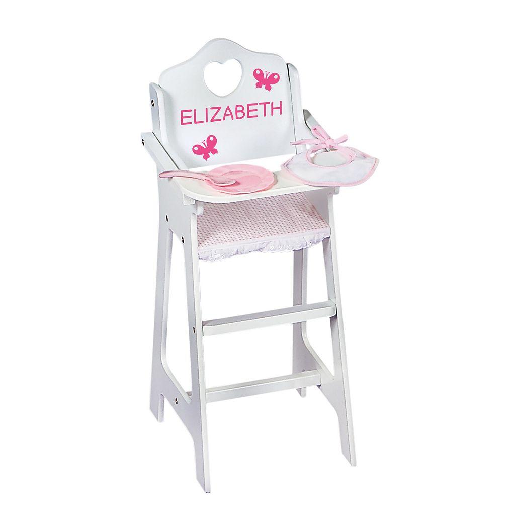 Badger Basket Doll High Chair Set
