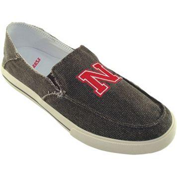 Men's Nebraska Cornhuskers Drifter Slip-On Shoes