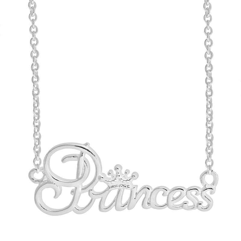 Disney Silver-Plated
