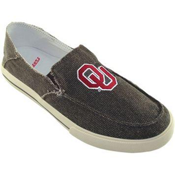 Men's Oklahoma Sooners Drifter Slip-On Shoes