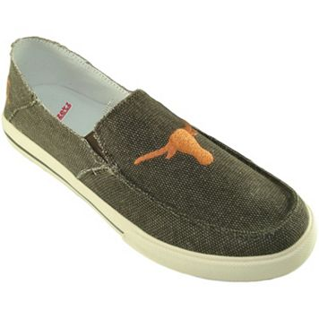 Men's Texas Longhorns Drifter Slip-On Shoes
