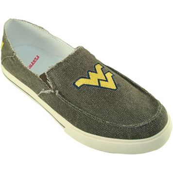 Men's West Virginia Mountaineers Drifter Slip-On Shoes