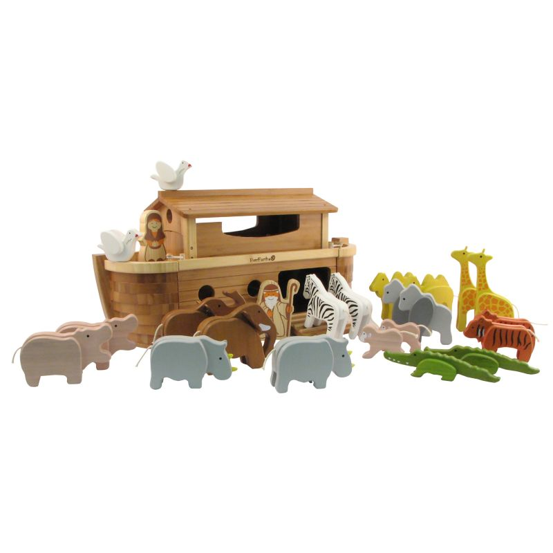 Maxim EverEarth 38065 Giant Noah's Ark with Animals 95576845