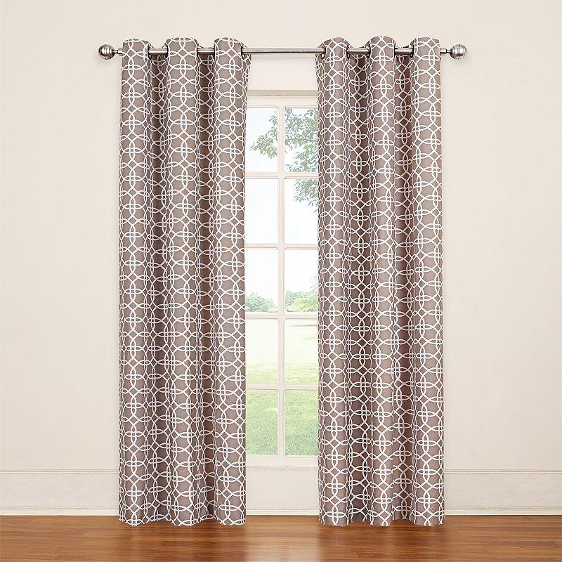 blackout curtains window treatment | kohl's