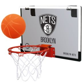 Brooklyn Nets Game On Hoop Set