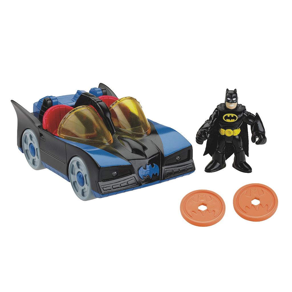 Imaginext DC Super Friends Batman and Robin Set by Fisher-Price