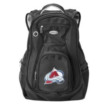 Colorado Avalanche 17 1/2-in. Laptop Backpack