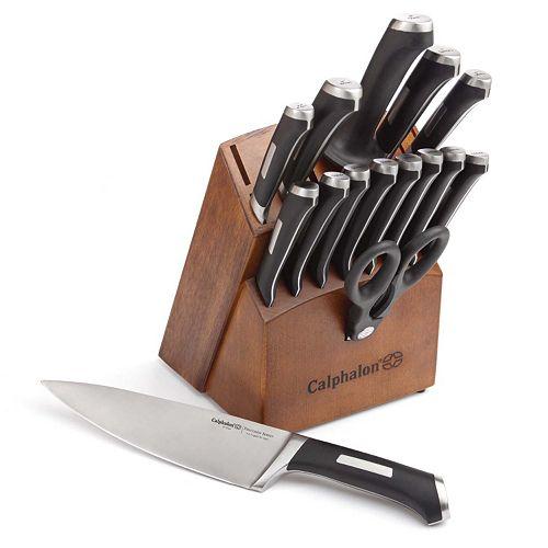Calphalon Precision Series 16-pc. Cutlery Set