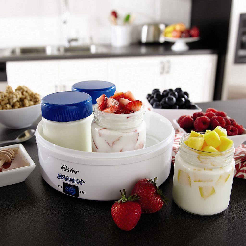 Oster Compact Manual Greek Yogurt Maker
