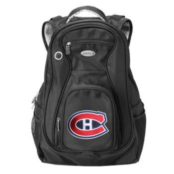 Montreal Canadiens 17 1/2-in. Laptop Backpack
