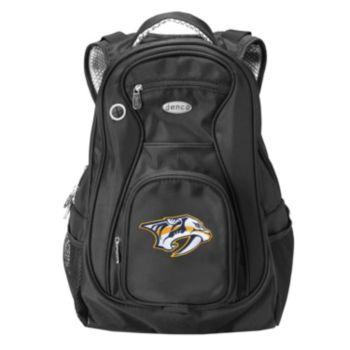 Nashville Predators 17 1/2-in. Laptop Backpack