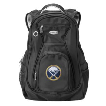 Buffalo Sabres 17 1/2-in. Laptop Backpack