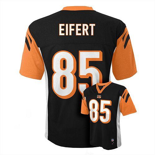 Boys 8-20 Cincinnati Bengals Tyler Eifert NFL Replica Jersey