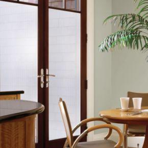 Brewster Home Fashions Spectrum Door Privacy Window Film