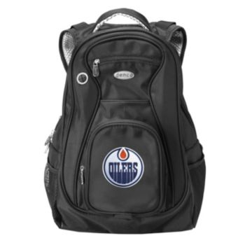Edmonton Oilers 17 1/2-in. Laptop Backpack