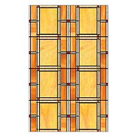 DC Fix Arts & Crafts Stained Glass Window Film