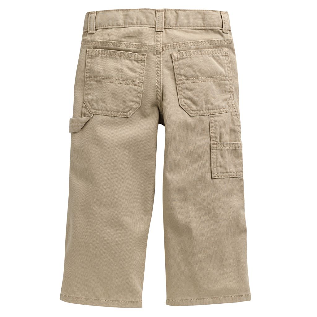 Toddler Jumping Beans® Twill Carpenter Straight-Leg Pants