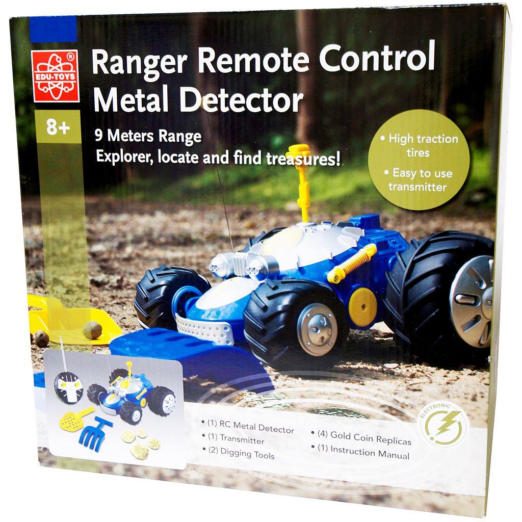 Ranger Remote Control Metal Detector
