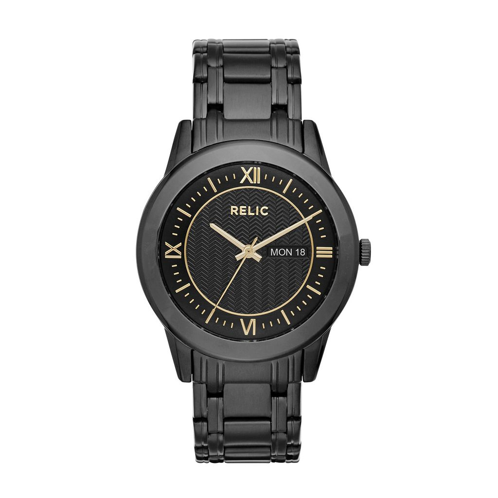 Relic Men's Caldwell Stainless Steel Watch