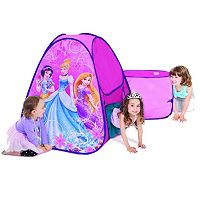 Disney Princess Hide About Tent