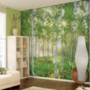 Komar Sunday Tree Mural Wall Decal