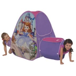 Disney Sofia the First Hide About Tent