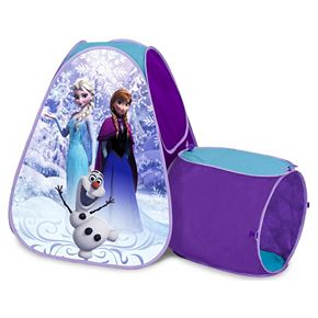 Disney Frozen Anna Elsa And Olaf Hide About Tent