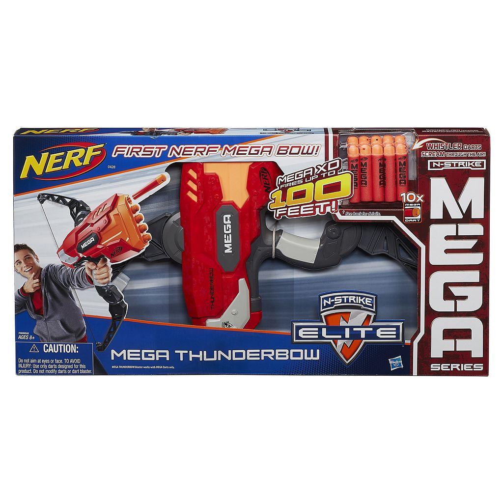 Nerf N-Strike Elite Mega Thunderbow Blaster by Hasbro