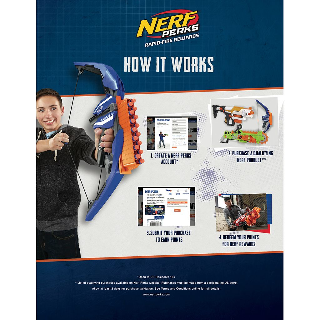 Nerf N-Strike Elite 2-in-1 Demolisher by Hasbro