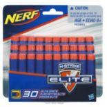 Nerf 30-pk. N-Strike Elite Dart Refill by Hasbro
