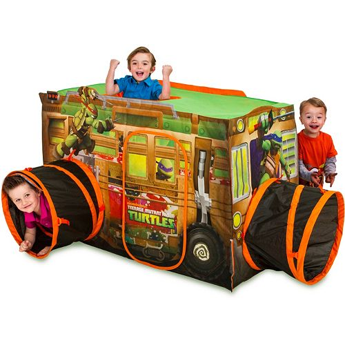 Teenage Mutant Ninja Turtles Vehicle Tent