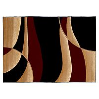 United Weavers Contours Avalon Geometric Rug - 5'3'' x 7'6''