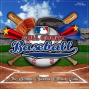 MLB Full Count Baseball - The Ultimate Baseball Board Game