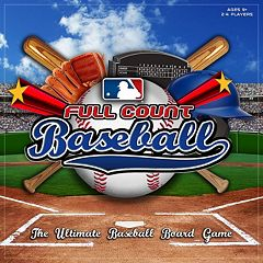 MLB Full Count Baseball The Ultimate Baseball Board Game by