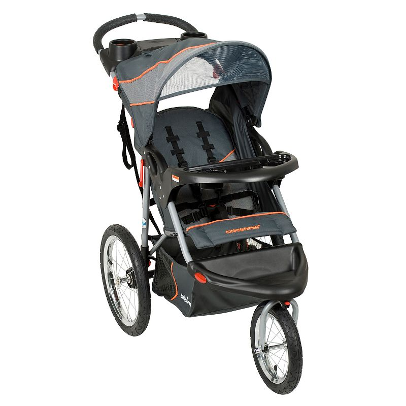 Baby Trend Expedition Jogging Stroller, Grey