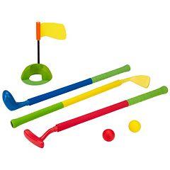 POOF My 1st Sports Golf Set
